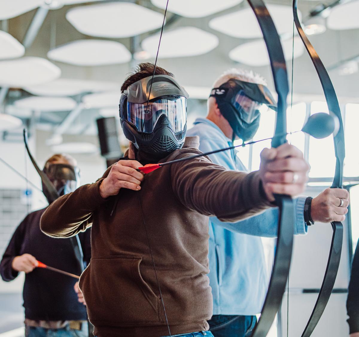 teambuilding - archerytag